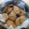 Thumbnail image for my fairy godmother's chocolate chip oatmeal cookies