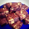 Thumbnail image for peanut butter brownies