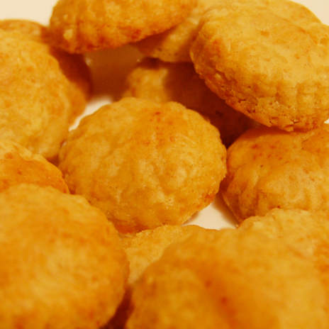 Post image for little cheese savouries