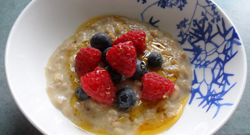 Post image for perfect porridge